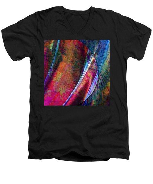 Orbit II Men's V-Neck T-Shirt