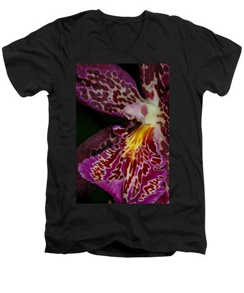 Orchid 459 Men's V-Neck T-Shirt