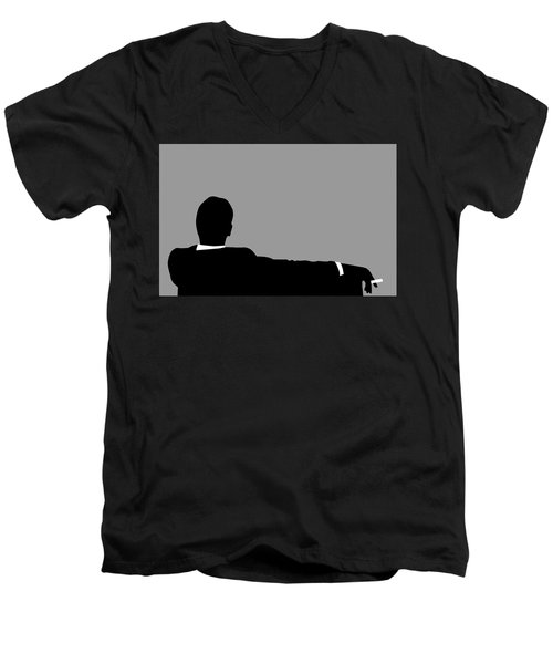 Original Mad Men Men's V-Neck T-Shirt
