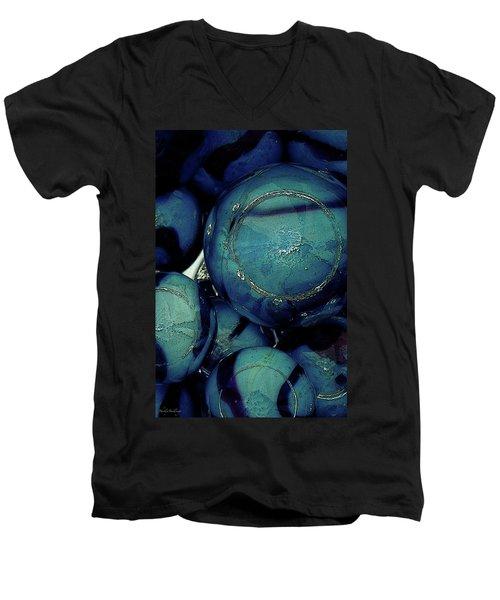 Other Worlds Iv Men's V-Neck T-Shirt