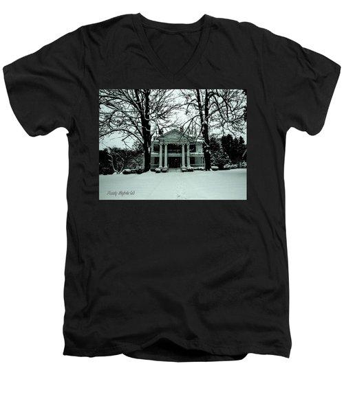 Our House Men's V-Neck T-Shirt