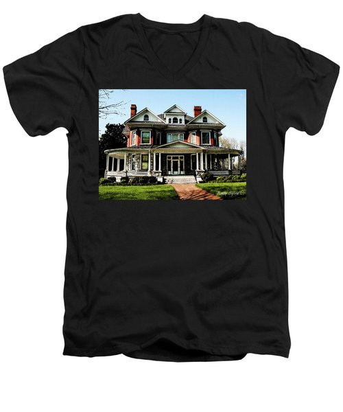 Our House 2 Men's V-Neck T-Shirt