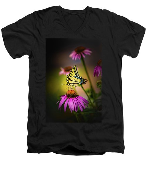 Papilio Men's V-Neck T-Shirt
