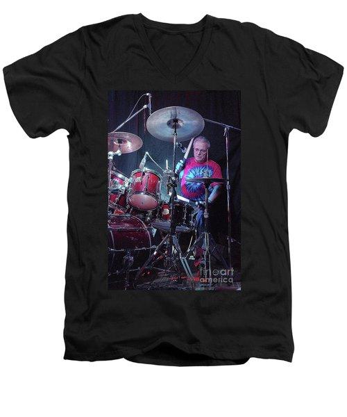 Pat Paquette Men's V-Neck T-Shirt