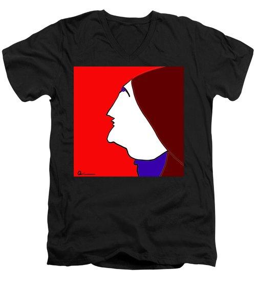 Patriot Men's V-Neck T-Shirt