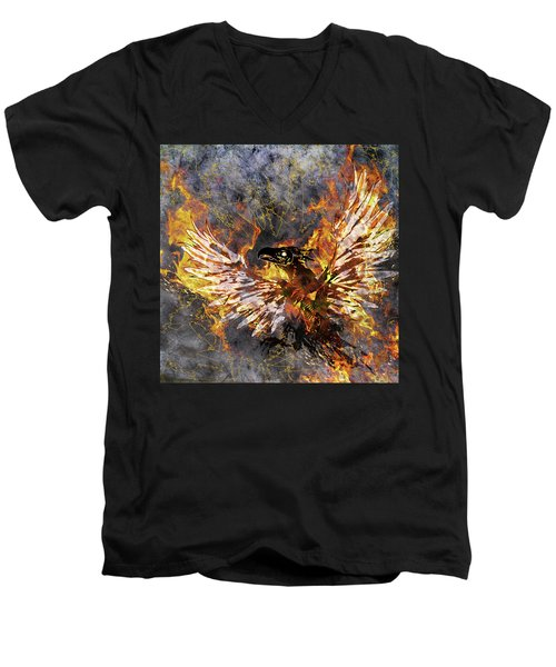 Rebirth Men's V-Neck T-Shirt