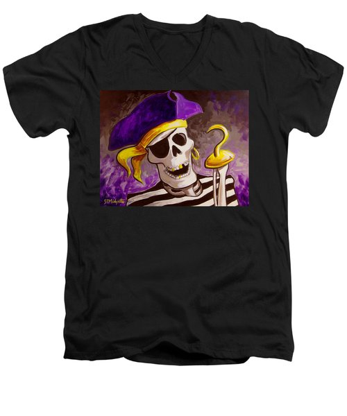 Pirate Men's V-Neck T-Shirt