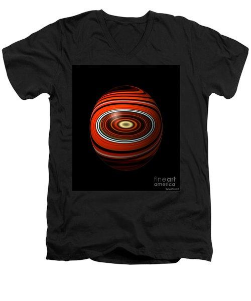 Planet Eye Men's V-Neck T-Shirt