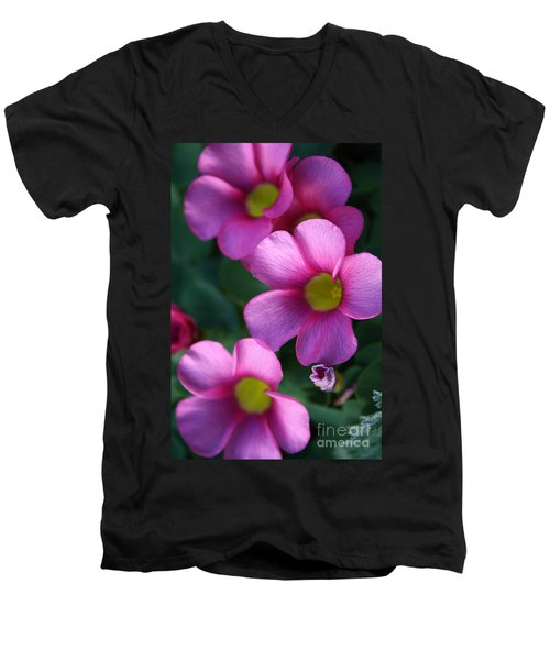 Playing With Shadows Men's V-Neck T-Shirt by Kym Clarke