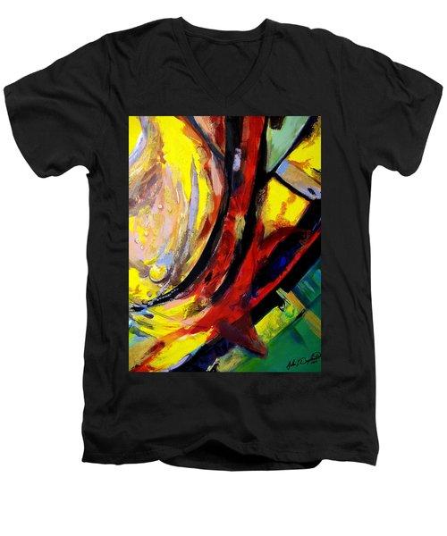 Pleasing Too Men's V-Neck T-Shirt