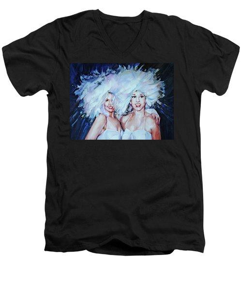 Plumage Men's V-Neck T-Shirt