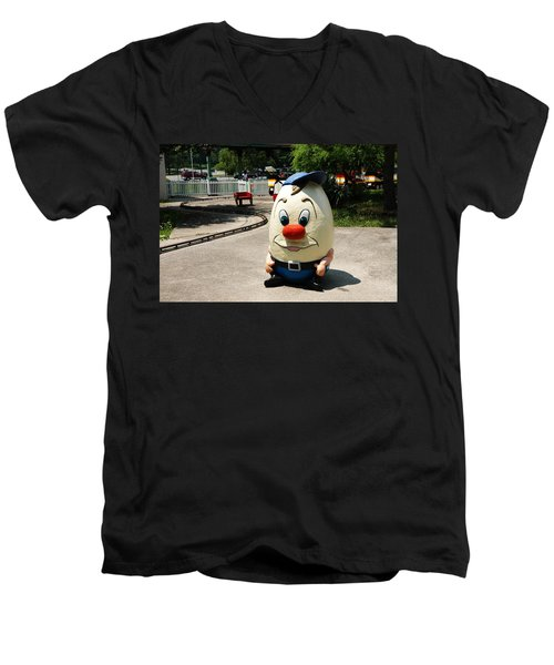 Potato Head Men's V-Neck T-Shirt