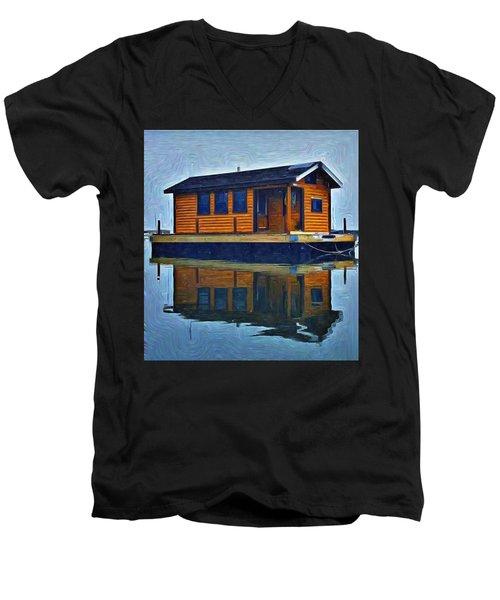 PR6 Men's V-Neck T-Shirt