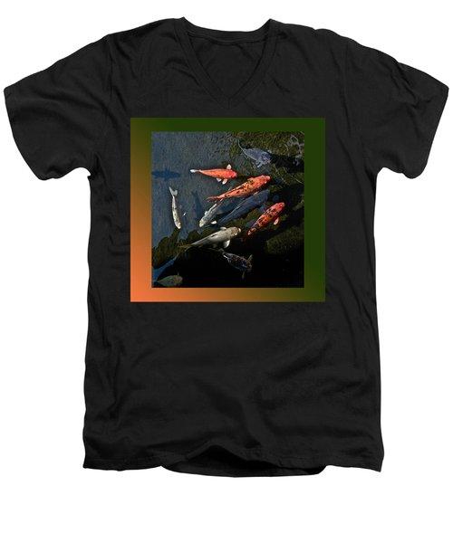 Pretty Fish Men's V-Neck T-Shirt