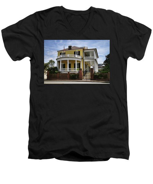 Primrose House Men's V-Neck T-Shirt