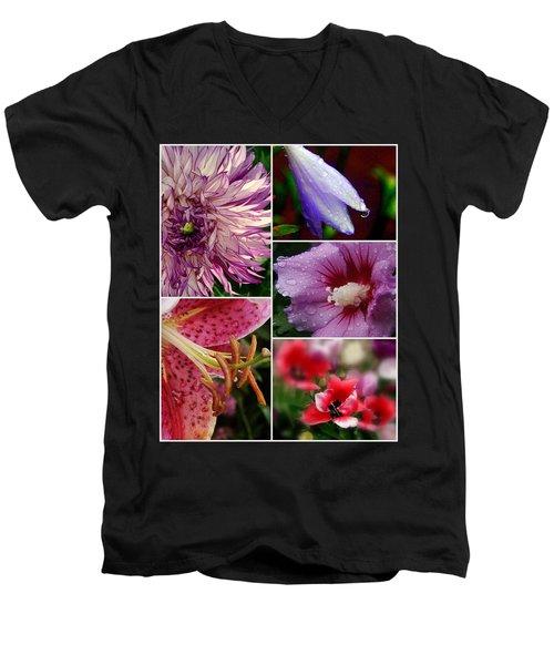 Profusion Men's V-Neck T-Shirt
