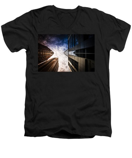 Progress Men's V-Neck T-Shirt