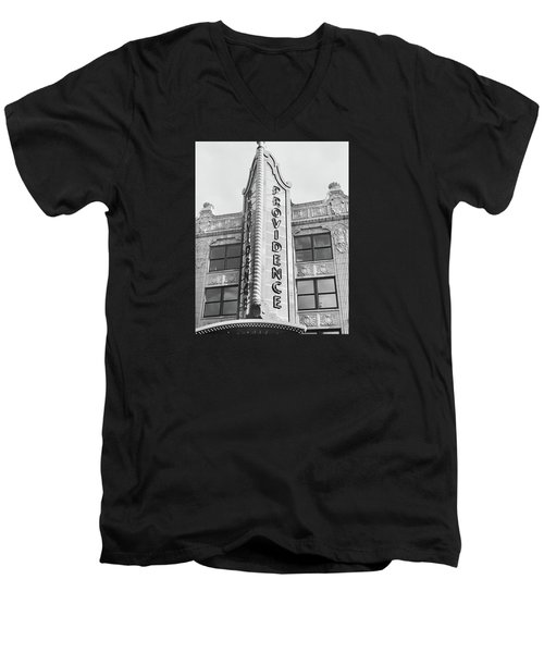 Providence Men's V-Neck T-Shirt