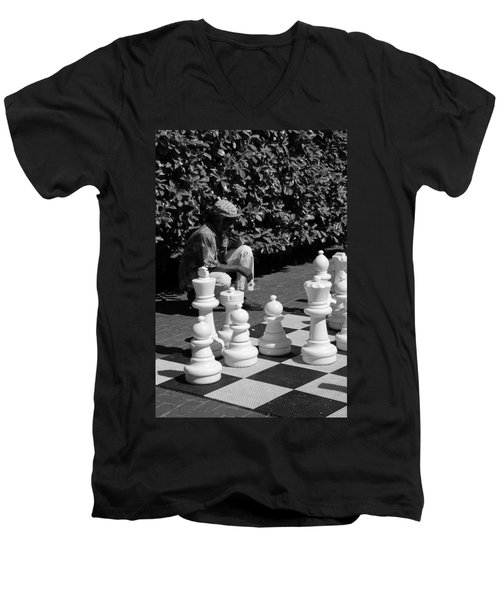 Quiet Intensity Men's V-Neck T-Shirt