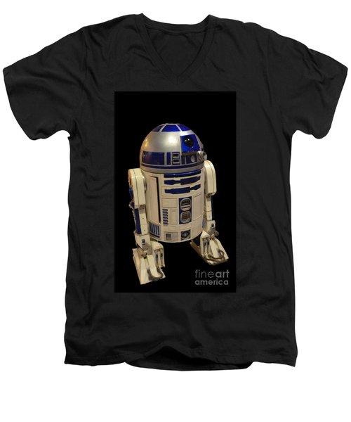 R2d2 Men's V-Neck T-Shirt