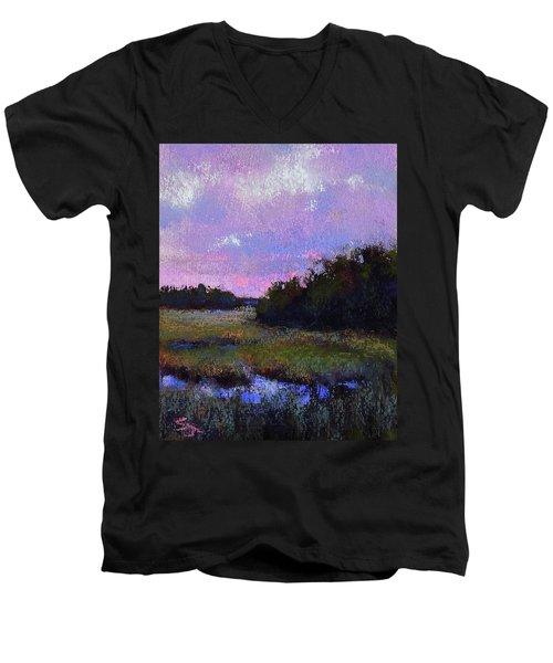 Rain's Retreat Men's V-Neck T-Shirt