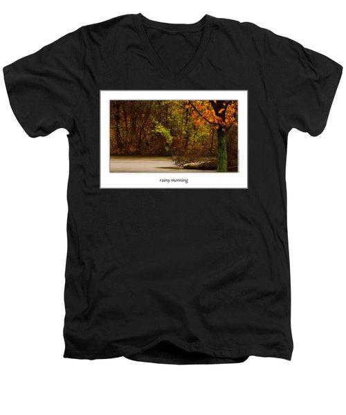 Rainy Morning Men's V-Neck T-Shirt