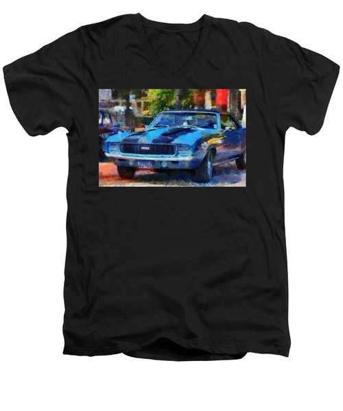 Rally Sport Men's V-Neck T-Shirt