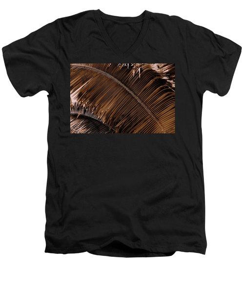 Razor Back Men's V-Neck T-Shirt