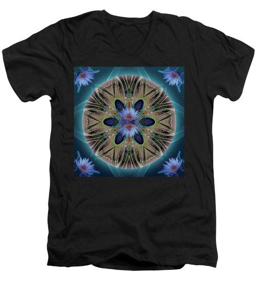 Rebirth Rising Men's V-Neck T-Shirt