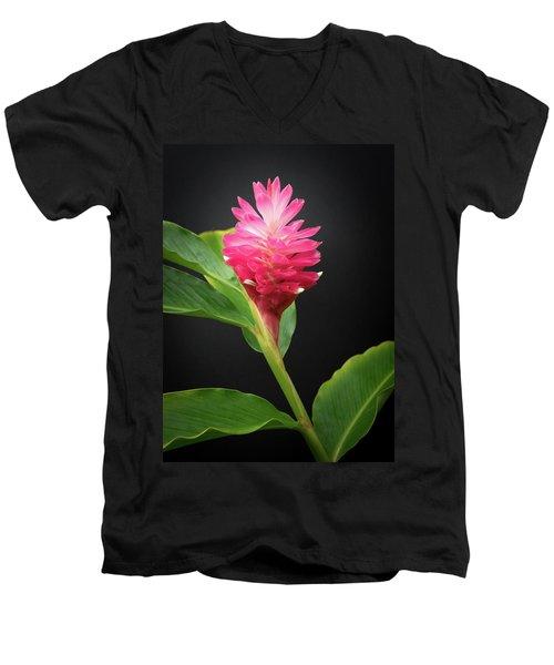 Red Ginger Men's V-Neck T-Shirt