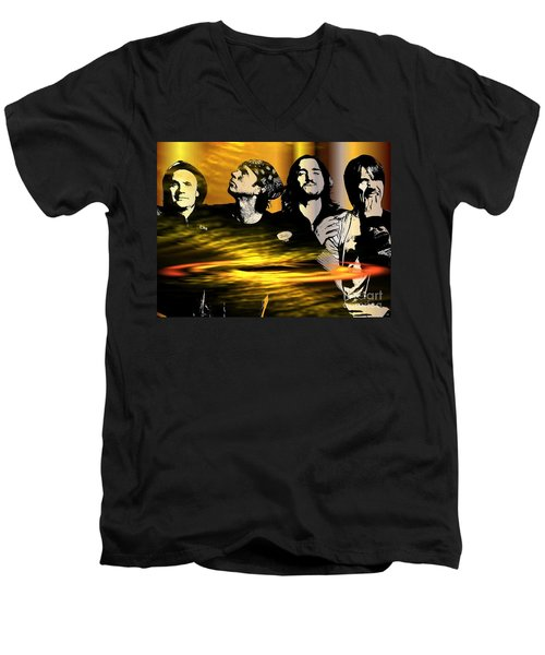 Red Hot Chili Peppers Men's V-Neck T-Shirt