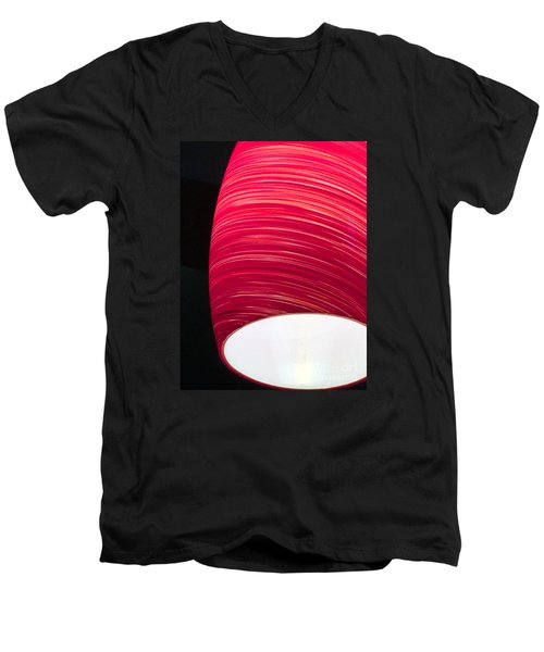 Red Light Cafe Men's V-Neck T-Shirt