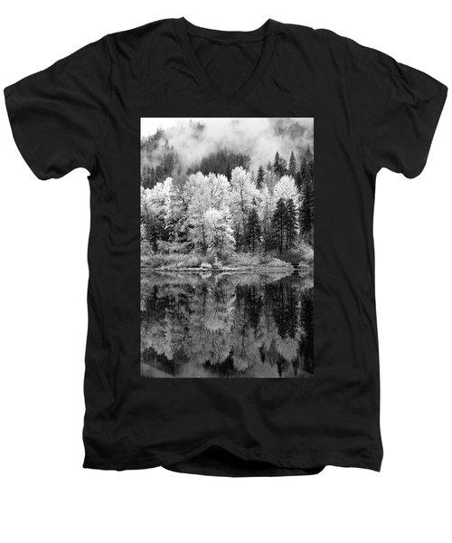 Reflected Glories Men's V-Neck T-Shirt