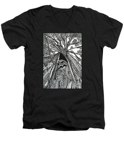 Regal Men's V-Neck T-Shirt