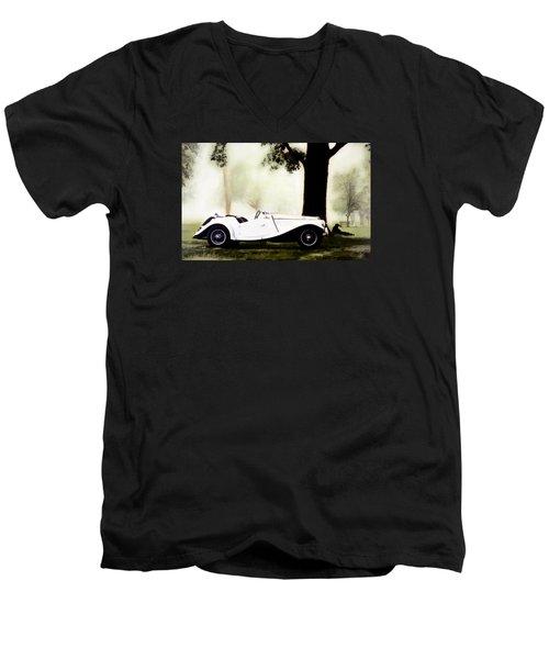 Rest Stop Men's V-Neck T-Shirt