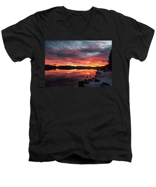 Reward Men's V-Neck T-Shirt
