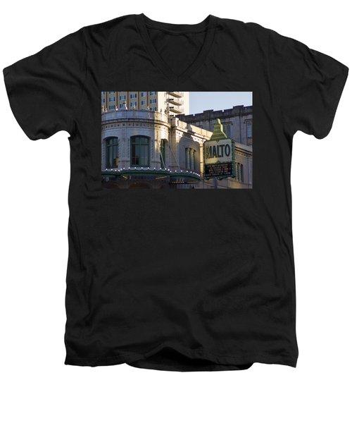 Rialto Tacoma Men's V-Neck T-Shirt