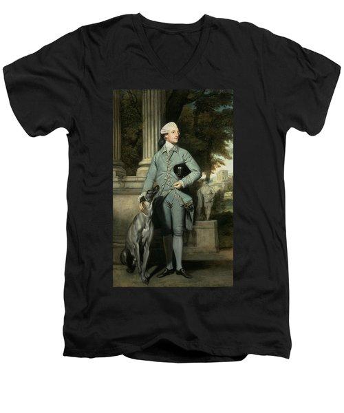 Richard Peers Symons Men's V-Neck T-Shirt