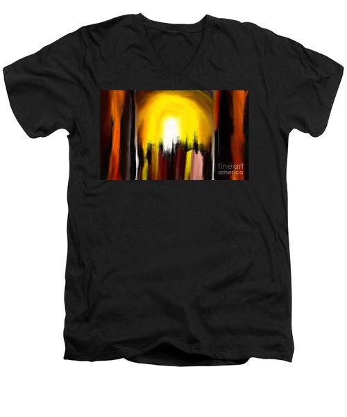 Right Way Men's V-Neck T-Shirt
