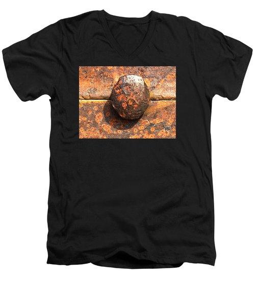 Rivet Men's V-Neck T-Shirt
