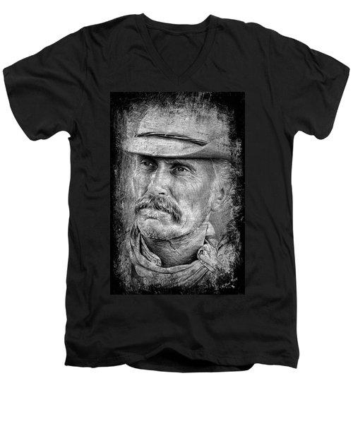 Robert Duvall As Gus Men's V-Neck T-Shirt