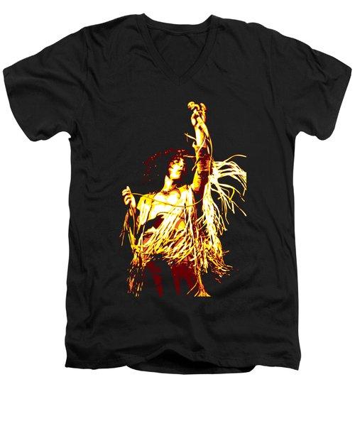 Roger Daltrey Men's V-Neck T-Shirt