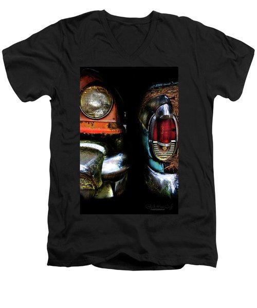 Roommates  Men's V-Neck T-Shirt