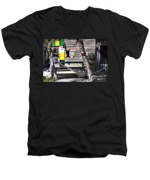 Rooms Available Men's V-Neck T-Shirt