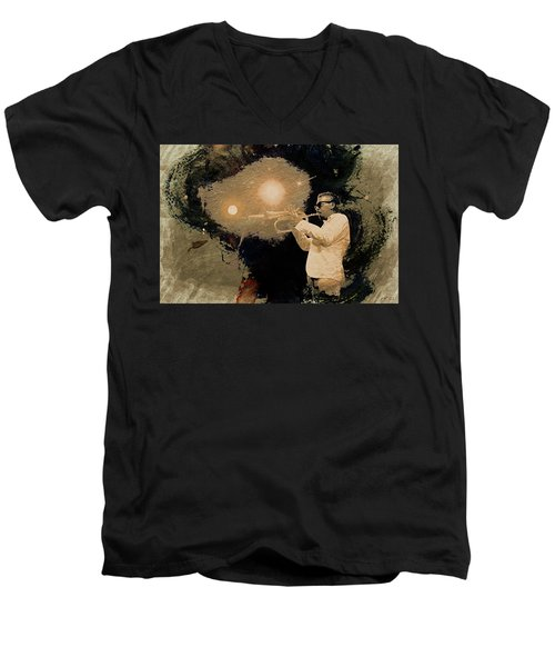 Roy Hargrove, Rustic Times  Men's V-Neck T-Shirt