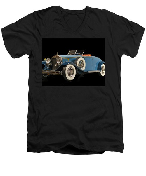 Royce Phantom II Men's V-Neck T-Shirt