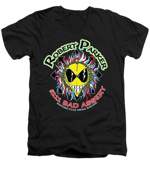 Rpr 211 Choas Men's V-Neck T-Shirt