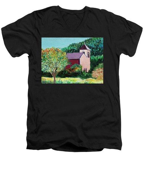 Ruidoso Men's V-Neck T-Shirt