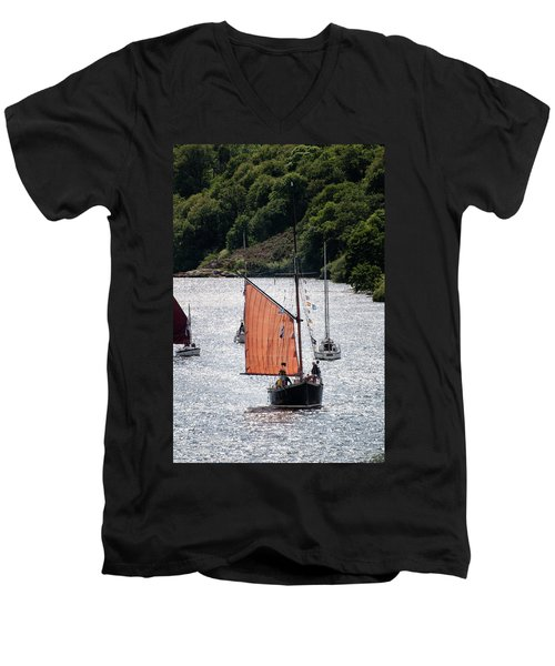 Sailing 46 Men's V-Neck T-Shirt