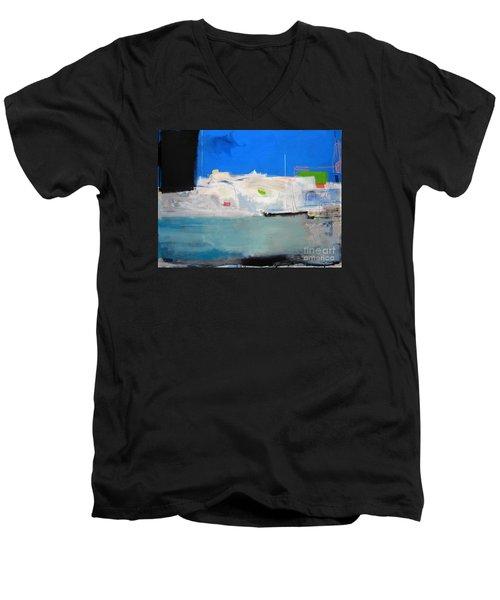 Saint-tropez Men's V-Neck T-Shirt